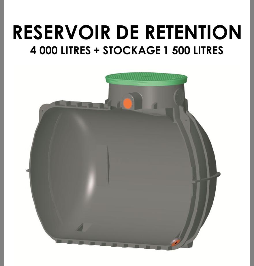 Réservoir de rétention 4000 litres stockage 1500 litres-01