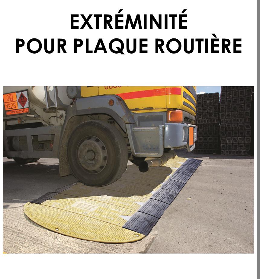 Extrémité pour plaque routière-01