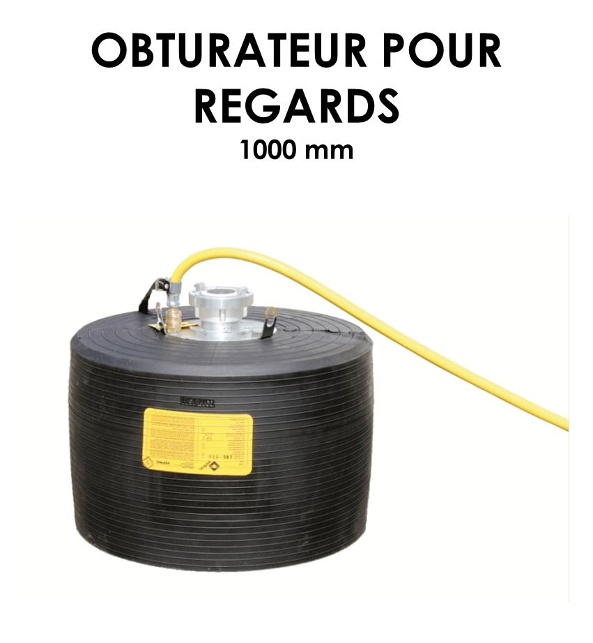 Obturateur pour regards 1000 mm-01