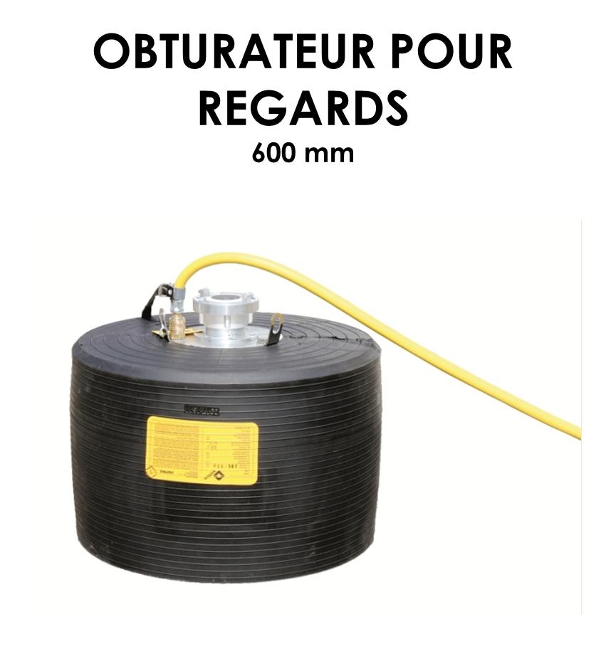 Obturateur pour regards 600 mm-01