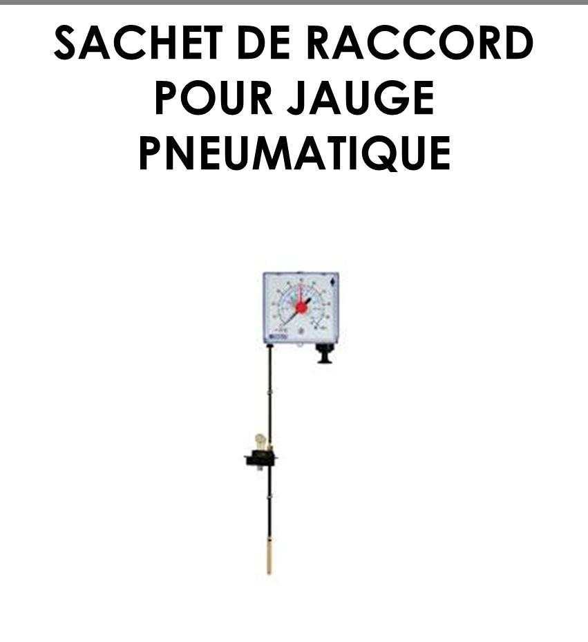 Sachet raccord Jauge Pneumatique-01