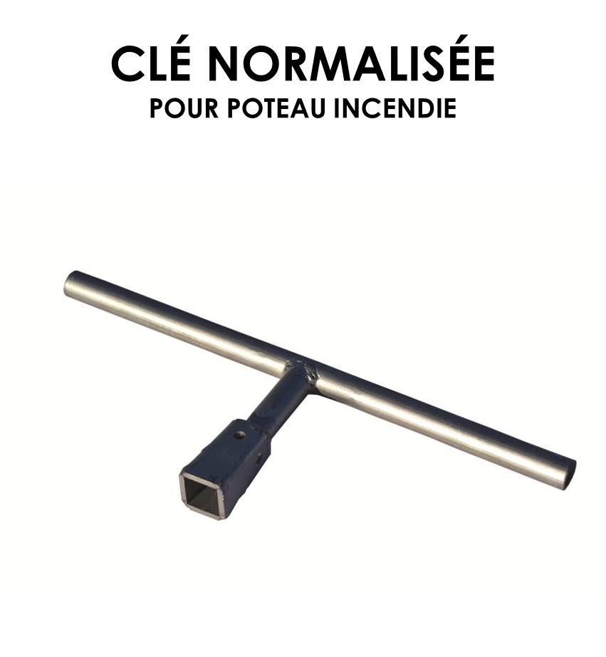 Clé normalisée pour PI-01