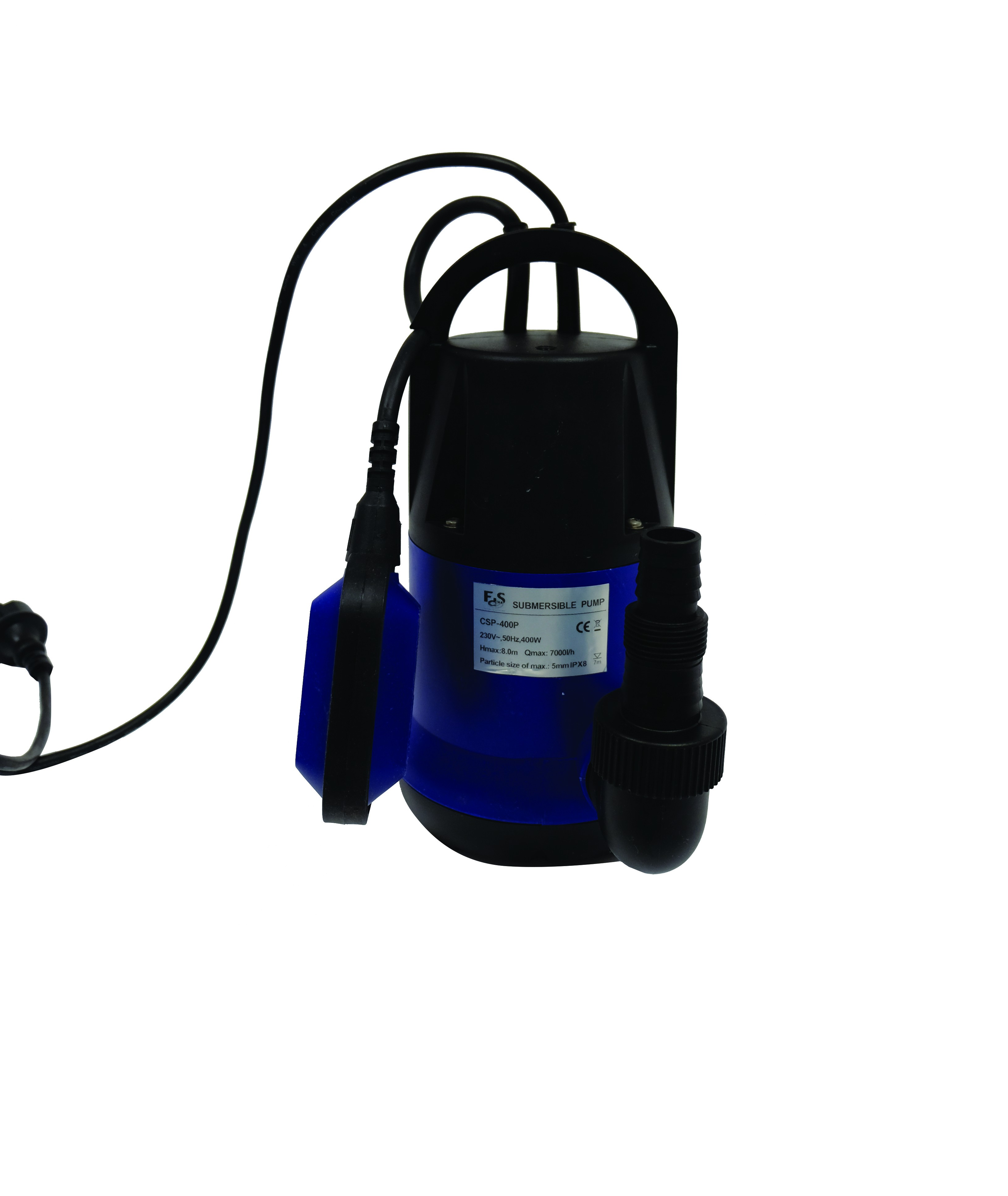 Pompe submersible 400 W-02