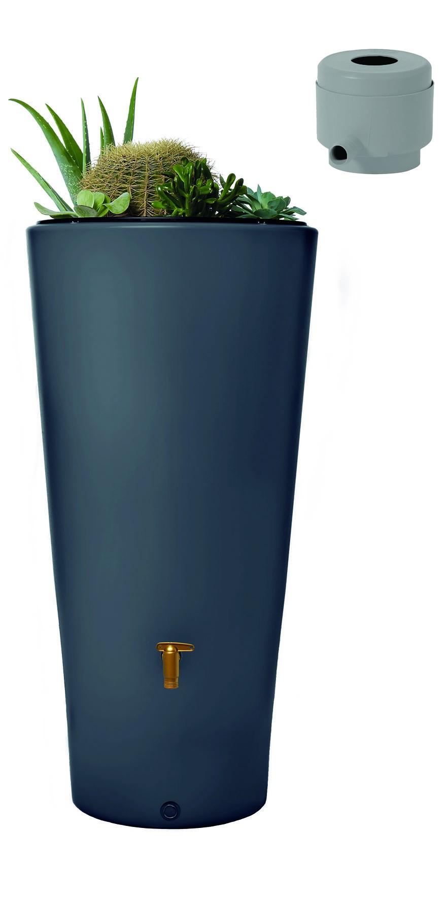 Kit reservoir 2 en 1 VASO 220 litres gris graphite-01